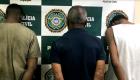 Polícia prende três indivíduos que estupraram mulher que passou mal na rua