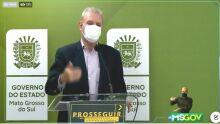Frustrado, Geraldo Resende anuncia que MS receberá quantia menor de vacinas do Ministério