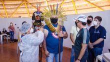 Indígenas poderão ter vacinação permanente contra covid-19, afirma secretário