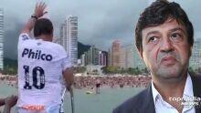 Mandetta critica férias milionárias de Bolsonaro e leva tombo: 'mas votou nele'