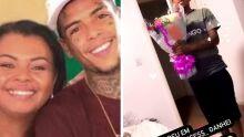 Mãe de MC Kevin ganha homenagens com flores