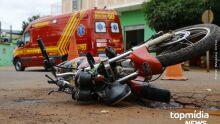Acidentes no trânsito cresce e Santa Casa atende 287 pacientes em maio