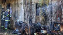 Mulher briga com marido e 'mete' fogo em residência em Campo Grande