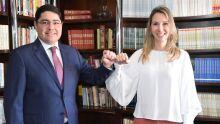 Pré-candidata à presidência da OAB-MS, Rachel Magrini anuncia André Xavier como vice
