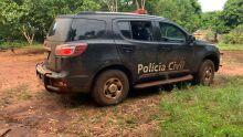 Polícia Civil prende homem que incendiou a residência a ex-mulher em Douradina