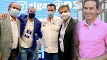 Marquinhos é lançado ao Governo de MS, confirma presidente nacional do PSD