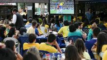 Belas, empoderadas e do bar! Mulherada se une para assistir Copa Feminina de Futebol