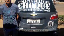 Policiais do Choque prendem 5º  integrante de tribunal do crime