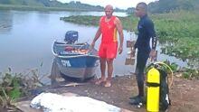 Corpo de homem que havia desaparecido no rio Paraguai é encontrado pelo Corpo de Bombeiros