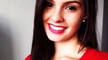 Amigos e familiares se despedem da jovem Letícia Steluti