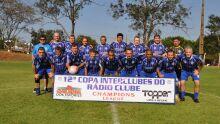 Amantes do futebol enfrentam grandes desafios na 12ª Copa Interclubes em Campo Grande