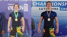 Atleta de Mato Grosso do Sul tem 'ano de ouro' no jiu-jitsu