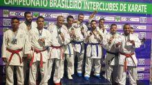 Policial garante medalha de bronze no Campeonato Brasileiro de Karatê