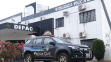 Falsificador de documentos é preso no Rita Vieira