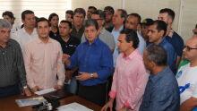 Marquinhos destaca conquista de João Rocha para reforma do Parque Ayrton Senna