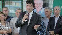 Mandetta e Reinaldo entregam novas instalações da Casa da Saúde no Cabreúva