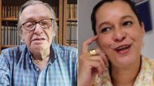 Filha de Olavo de Carvalho entra na briga e defende professor de MS