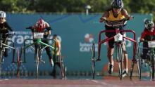 Atleta de projeto paralímpico de Campo Grande é recordista na prova dos 100m