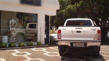 Leitor flagra veículo oficial em loja de luxo na Mato Grosso