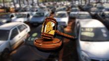 Operação Limpa Pátio: leilão de veículos será encerrado nesta quinta-feira
