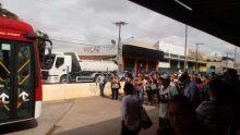 Após ação em terminal, prefeitura lamenta situação e diz que irá investigar
