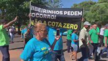 Governo promete reavaliar Cota Zero depois de pressão de pescadores