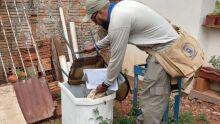Força-tarefa contra a dengue está atuando na Capital