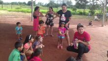 Projeto resgata infância e promove brincadeiras ao ar livre em bairros de Campo Grande