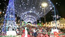 Grupo Samba 10 é a atração principal na Cidade do Natal neste sábado