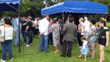 Em dia 'cinza',  Juvêncio é enterrado e amigos e familiares prestam últimas homenagens