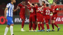 Liverpool bate o Monterrey de virada e reedita final contra o Flamengo no Catar