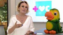 Ana Maria Braga revela câncer no pulmão ao vivo