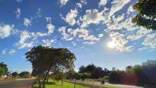 Sexta-feira será de clima estável e temperatura atinge 28°C