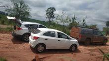 DOF apreende 850 kg de maconha na região de Angélica