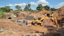 Cidade Morena recebe obras de drenagem