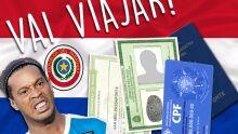 NÃO FAÇA COMO RONALDINHO: veja como viajar para o Paraguai na tranquilidade