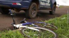 Toque de recolher flagra homem com bicicleta furtada em Dourados
