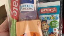 Dentistas se unem para levar kits de higiene bucal para crianças carentes do Jardim Centro-Oeste