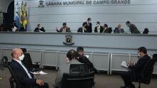 Vereadores votam dois Projetos de Lei na sessão desta terça-feira