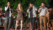 Andreia Rios lança música no estilo sofrência com o trio 'Os Filhos de Campo Grande'