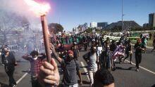 Brasil vive novo domingo de protestos a favor e contra o governo