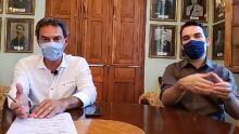 Marquinhos vai até OAB e MPE achar solução para uso obrigatório de máscaras