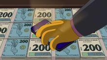 BOLA DE CRISTAL: Simpsons 'já sabiam' de nota de 200 reais; assista