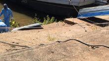 Corpo encontrado no rio pode ser de homem desaparecido desde março
