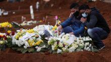 TRAGÉDIA DA COVID: Brasil tem 614 mortes em 24 horas e em dez dias pode chegar a 100 mil