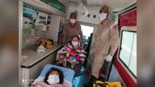 Criança ajuda mãe no nascimento do irmãozinho em Sidrolândia
