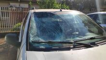 Suspeito de atropelar ciclista escondeu carro na casa de vizinho em Dourados