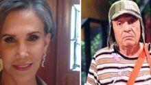 Dona Florinda emociona com texto sobre veto de Chaves no SBT