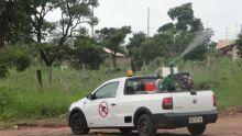 Fumacê passa em 13 bairros e reforça combate à dengue em Campo Grande
