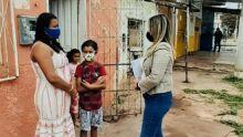 Professora usa redes sociais e visita vira rotina para aprendizagem durante pandemia